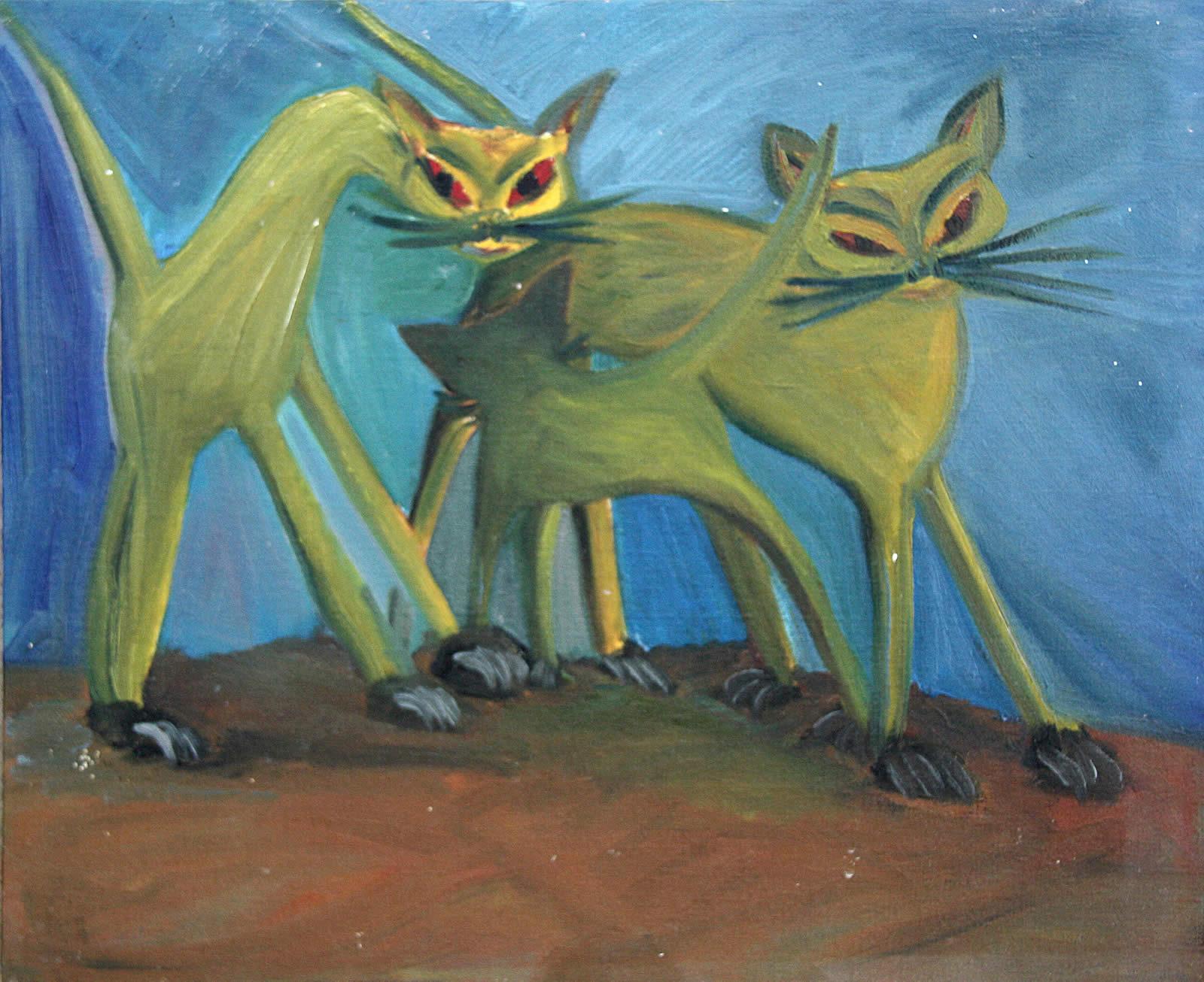 chatsausommet